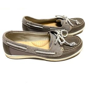 Sperry Top Sider Gray Shoe